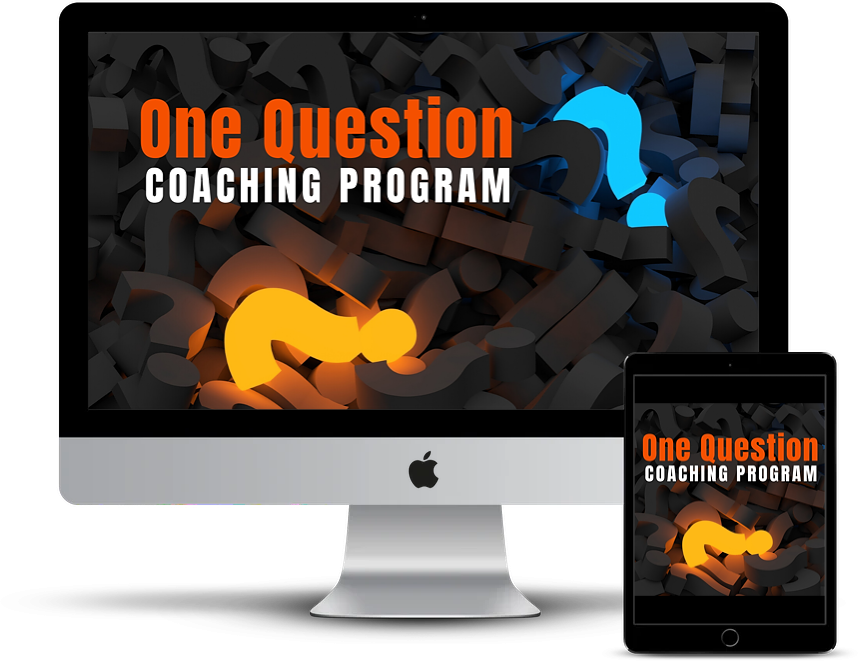 1 Question Coaching Program